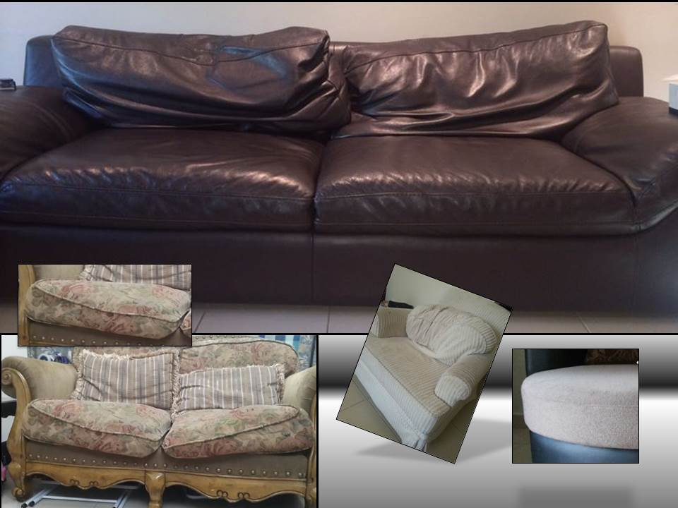 Sofa Cushions Replacement Upholstery